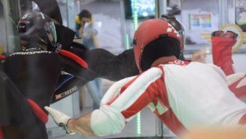 La 3éme édiftion du championnat du monde de soufflerie, SkyVenture à Montréal