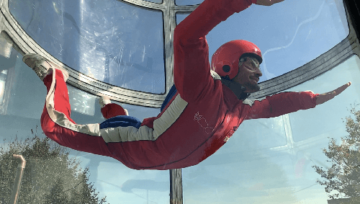 Comment bien réussir son premier vol en soufflerie ?